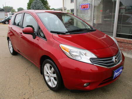 2014 Nissan Versa Note SV for Sale  - 161695  - Choice Auto