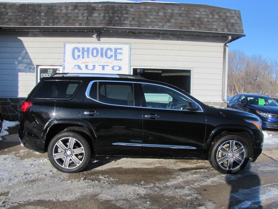 2018 GMC Acadia  - Choice Auto
