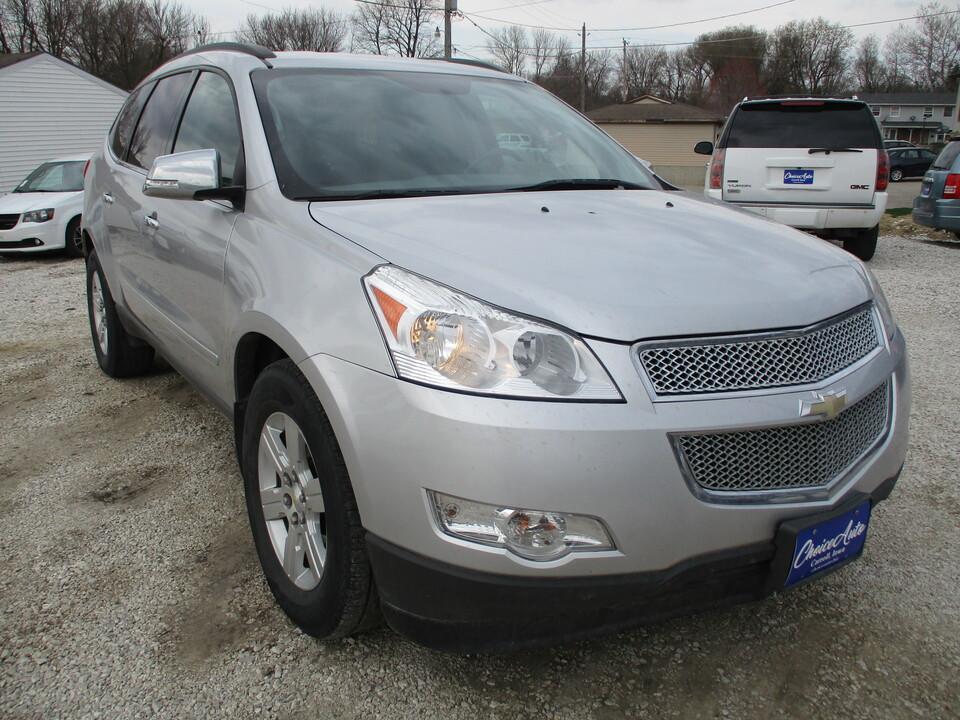 2010 Chevrolet Traverse  - Choice Auto