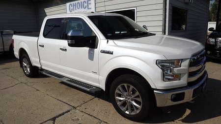 2016 Ford F-150 Lariat for Sale  - 160857  - Choice Auto