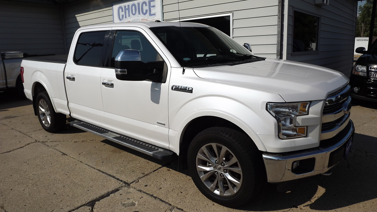 2016 Ford F-150 Lariat  - 160857  - Choice Auto
