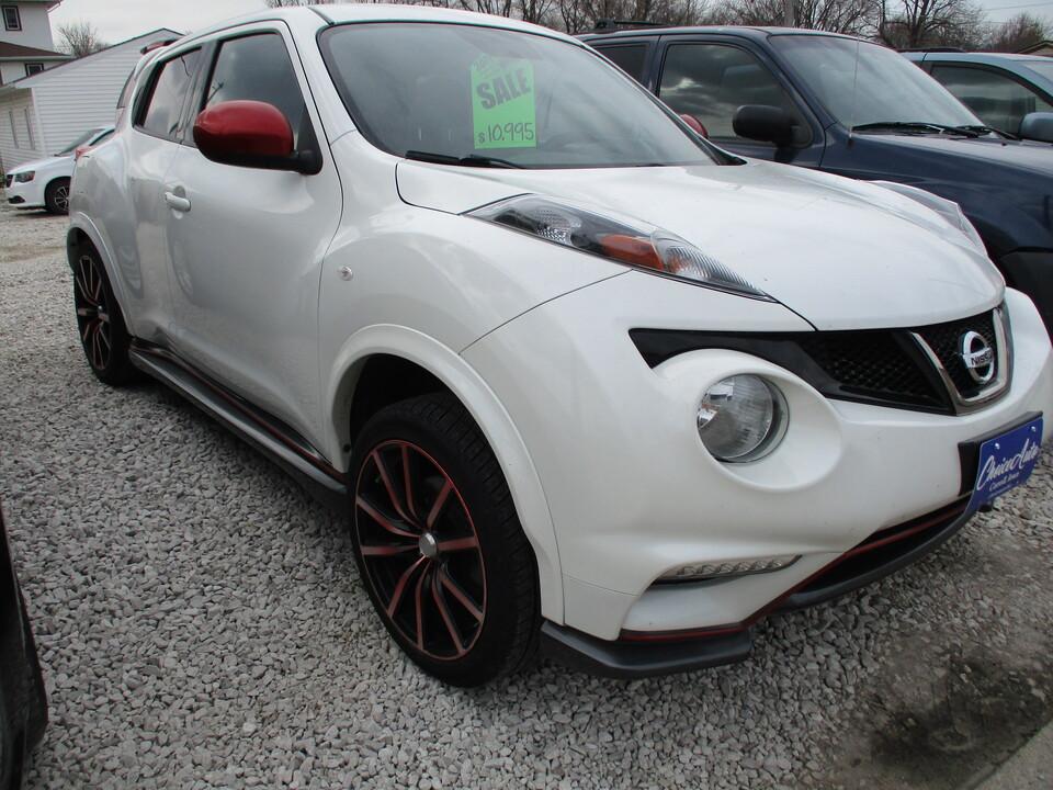 2014 Nissan Juke NISMO  - 161371  - Choice Auto