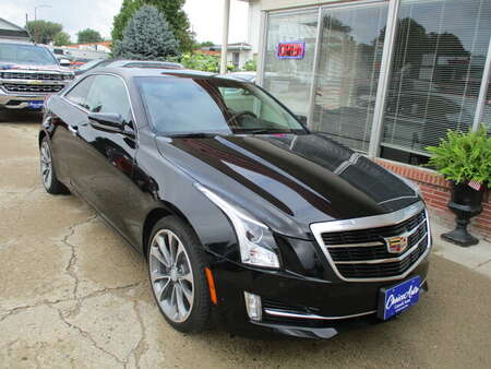 2016 Cadillac ATS COUPE Luxury Collection AWD for Sale  - 161697  - Choice Auto
