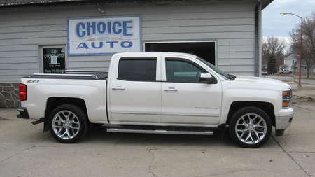 2014 Chevrolet Silverado 1500 LTZ for Sale  - 160673  - Choice Auto