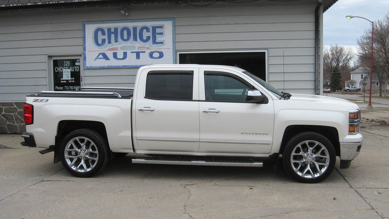 2014 Chevrolet Silverado 1500  - Choice Auto