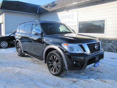 2017 Nissan Armada Platinum for Sale  - 161307  - Choice Auto