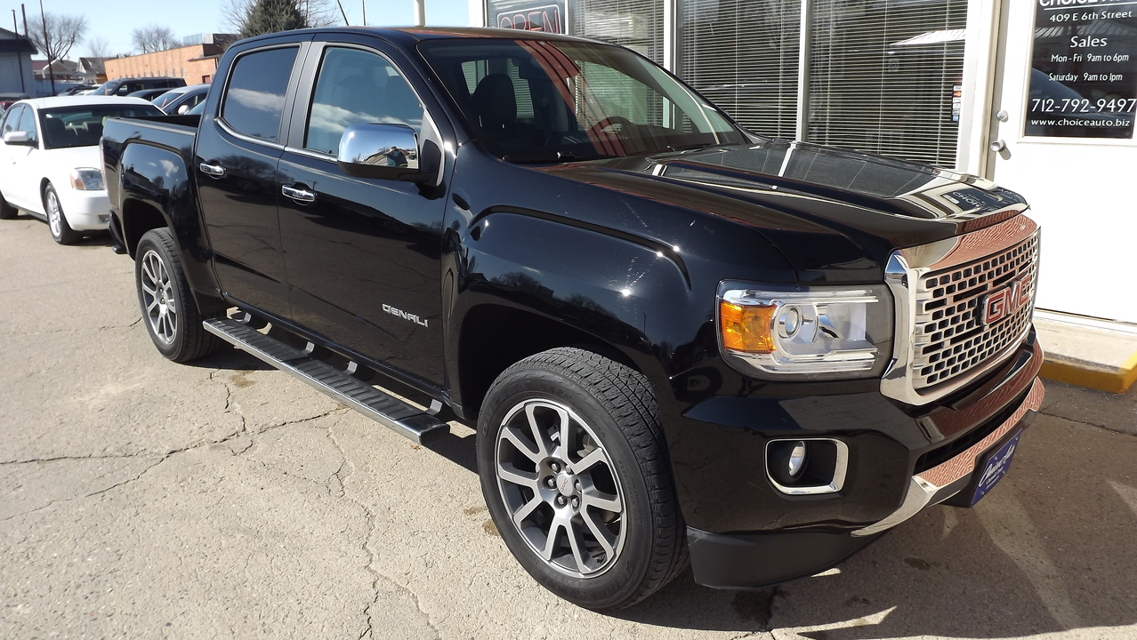 2017 GMC Canyon 4WD Denali  - 161027  - Choice Auto
