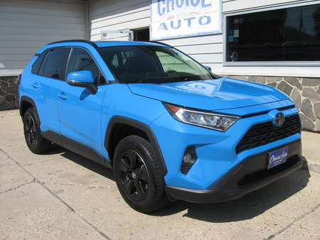 2019 Toyota RAV-4 XLE for Sale  - 161181  - Choice Auto
