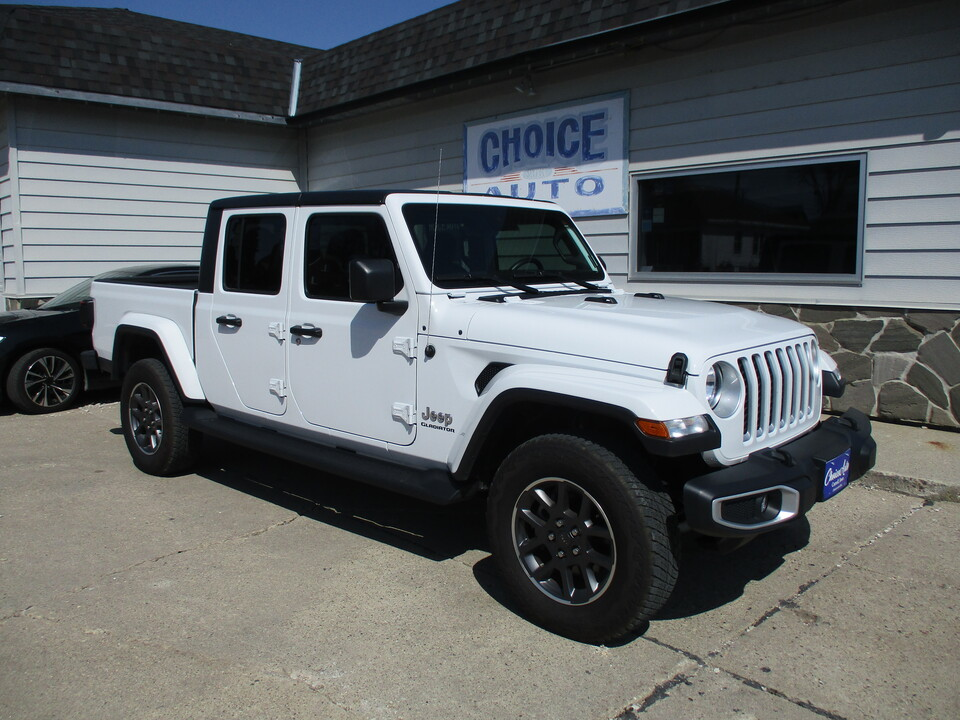 2020 Jeep Gladiator  - Choice Auto