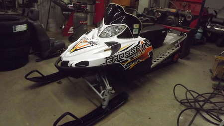 2010 Arctic Cat CROSSFIRE 8 SNO PRO  for Sale  - 160855  - Choice Auto