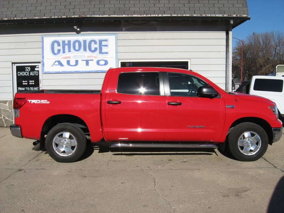 2011 Toyota Tundra  - Choice Auto