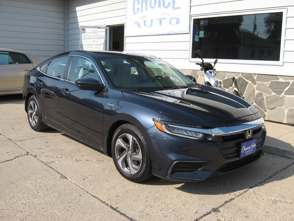 2019 Honda Insight LX  - 161213  - Choice Auto