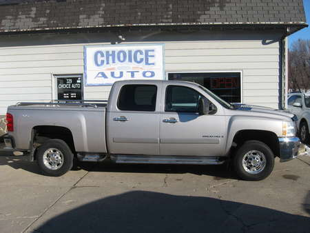 2008 Chevrolet Silverado 2500HD LT w/1LT for Sale  - 160582  - Choice Auto
