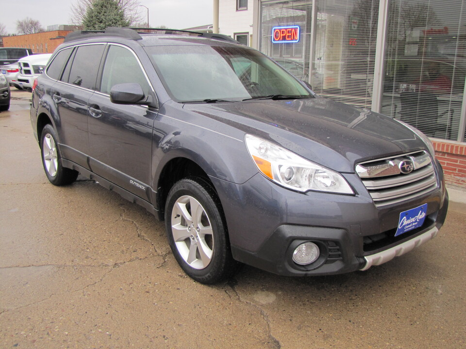 2014 Subaru Outback Limited AWD  - 161167  - Choice Auto