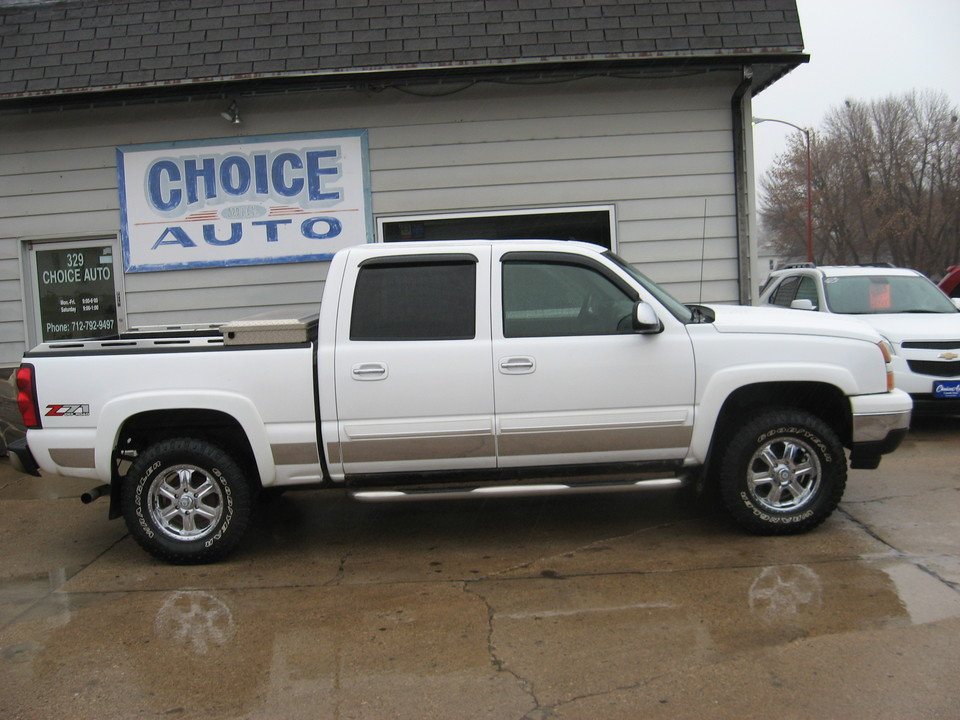 2007 Chevrolet Silverado 1500  - Choice Auto