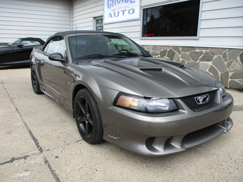 2002 Ford Mustang GT Deluxe  - 161573  - Choice Auto