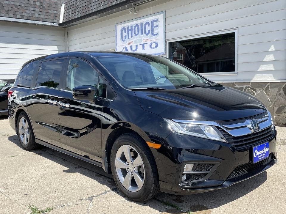 2018 Honda Odyssey EX-L  - 161550  - Choice Auto