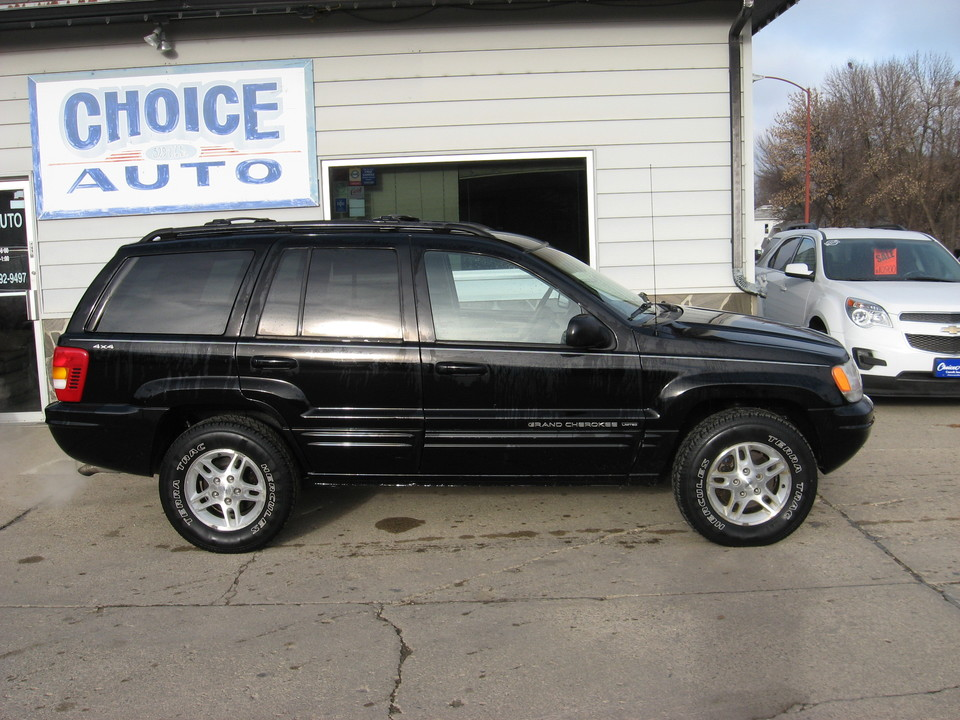 2000 Jeep Grand Cherokee  - Choice Auto