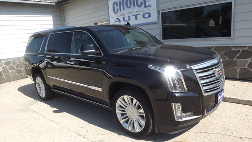 2015 Cadillac Escalade ESV  - Choice Auto