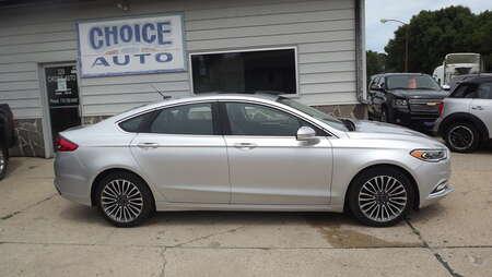 2017 Ford Fusion SE for Sale  - 160777  - Choice Auto