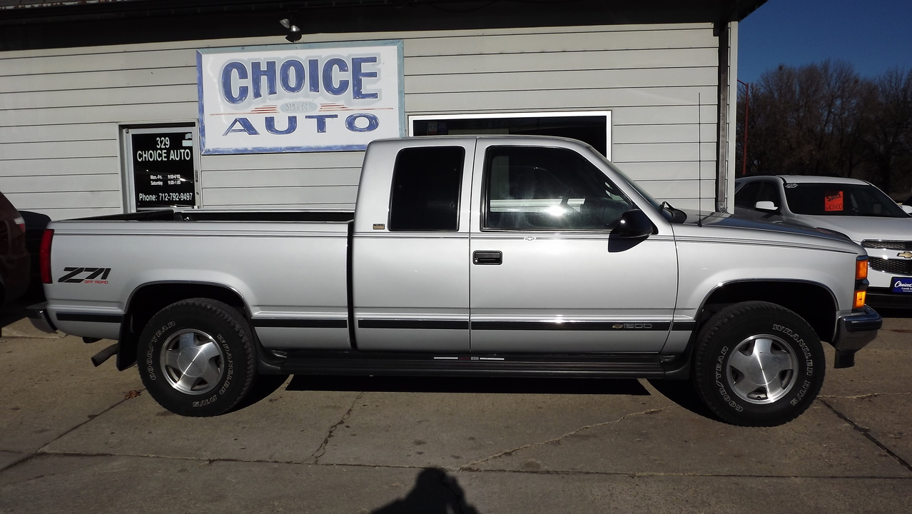 1996 Chevrolet C1500  - Choice Auto