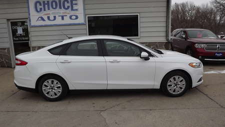 2013 Ford Fusion S for Sale  - 160602  - Choice Auto