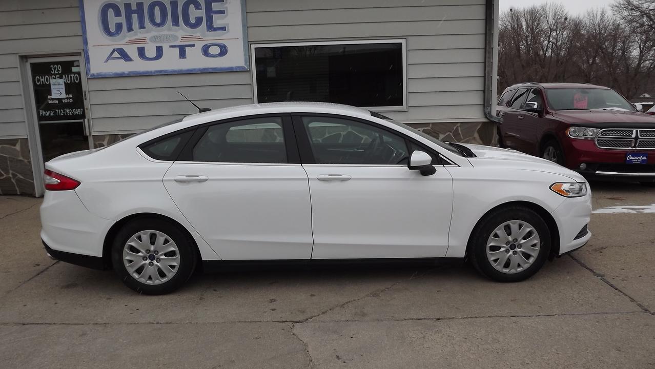2013 Ford Fusion  - Choice Auto