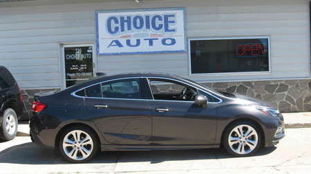 2016 Chevrolet Cruze Premier for Sale  - 1  - Choice Auto