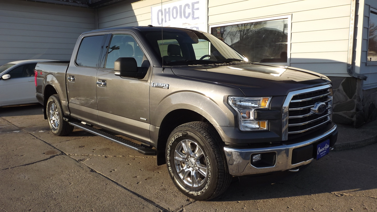2016 Ford F-150  - Choice Auto
