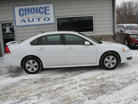 2010 Chevrolet Impala LT for Sale  - 160626  - Choice Auto