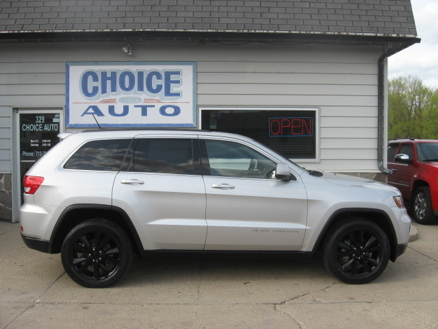 2012 Jeep Grand Cherokee Laredo Altitude Altitude Package!