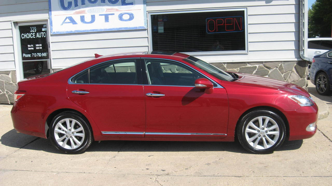 2012 Lexus ES 350  - Choice Auto