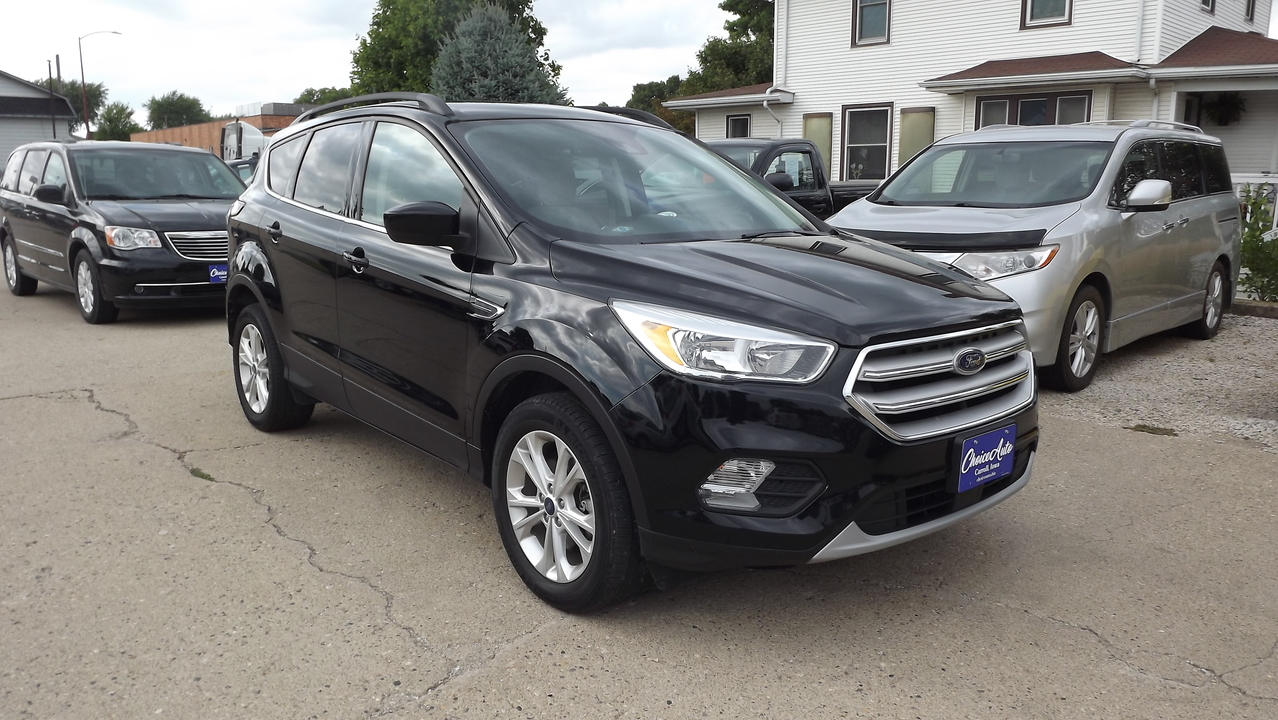 2018 Ford Escape SE  - 161152  - Choice Auto