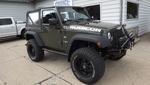 2015 Jeep Wrangler  - Choice Auto