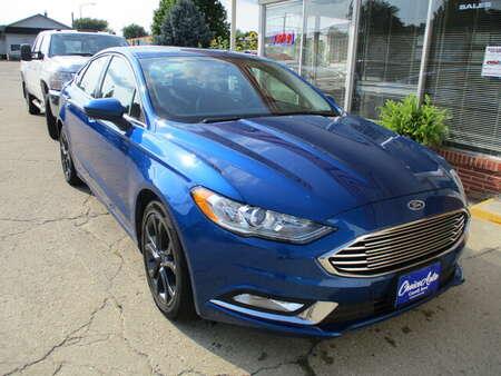 2018 Ford Fusion SE for Sale  - 161647  - Choice Auto
