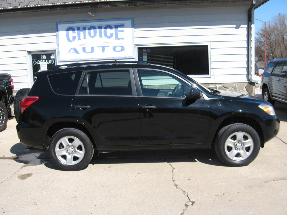 2008 Toyota Rav4  - Choice Auto
