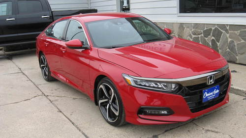 2018 Honda Accord Sedan  - Choice Auto