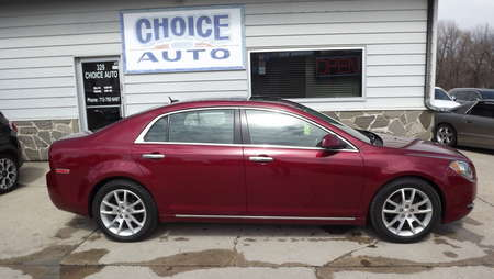 2011 Chevrolet Malibu LTZ for Sale  - 160423  - Choice Auto