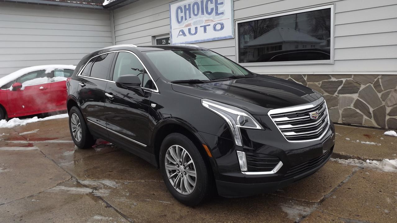 2017 Cadillac XT5  - Choice Auto