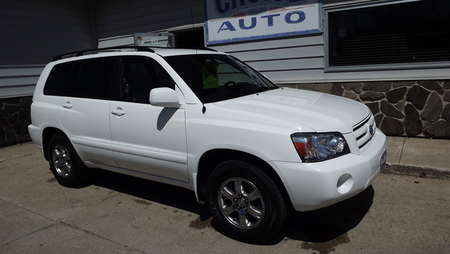 2006 Toyota Highlander w/3rd Row for Sale  - 160436  - Choice Auto