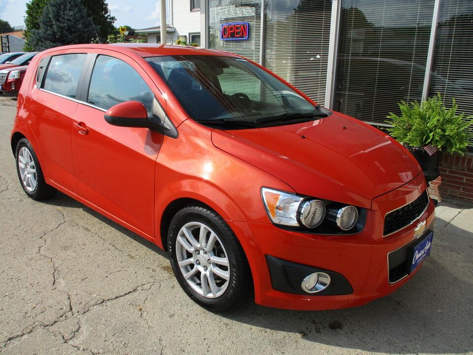 2012 Chevrolet Sonic  - Choice Auto