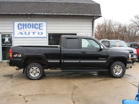 2001 Chevrolet Silverado 2500HD LT for Sale  - 160653  - Choice Auto