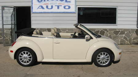 2004 Volkswagen New Beetle GLS for Sale  - 160543  - Choice Auto