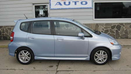 2008 Honda Fit Sport for Sale  - 160660  - Choice Auto