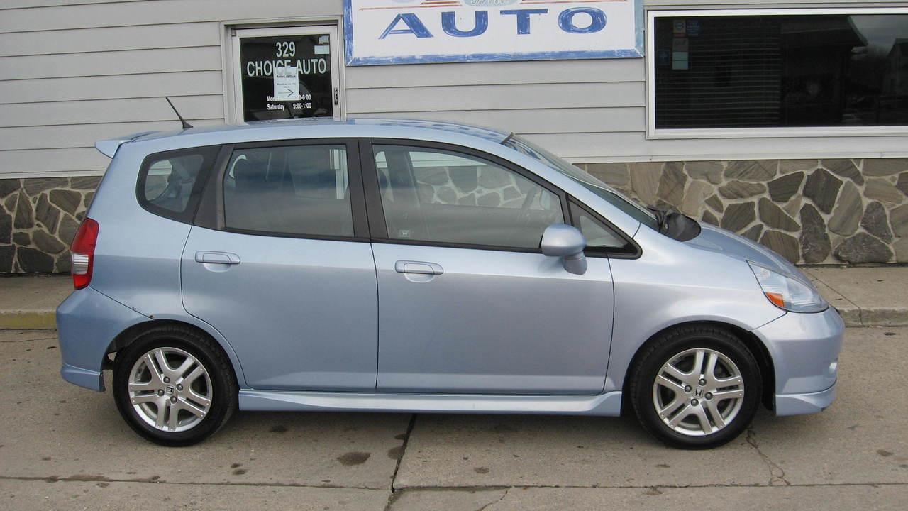 2008 Honda Fit  - Choice Auto