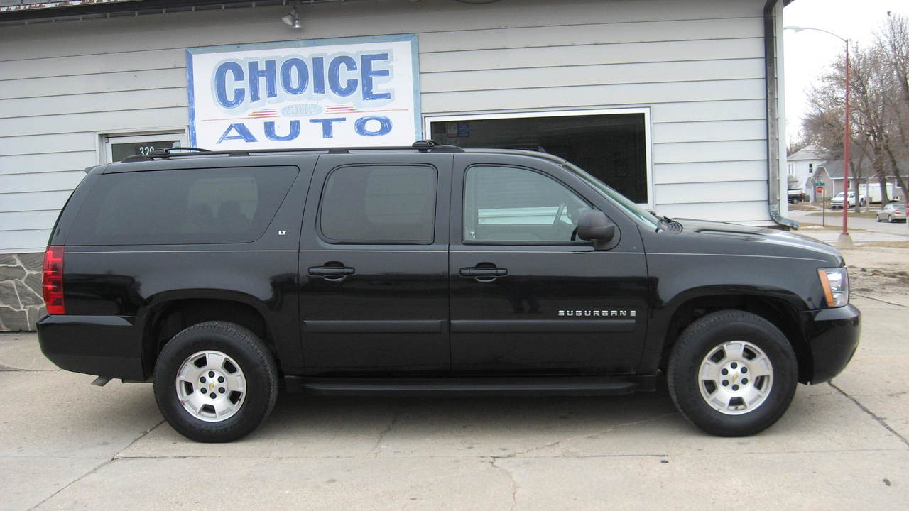 2007 Chevrolet Suburban  - Choice Auto
