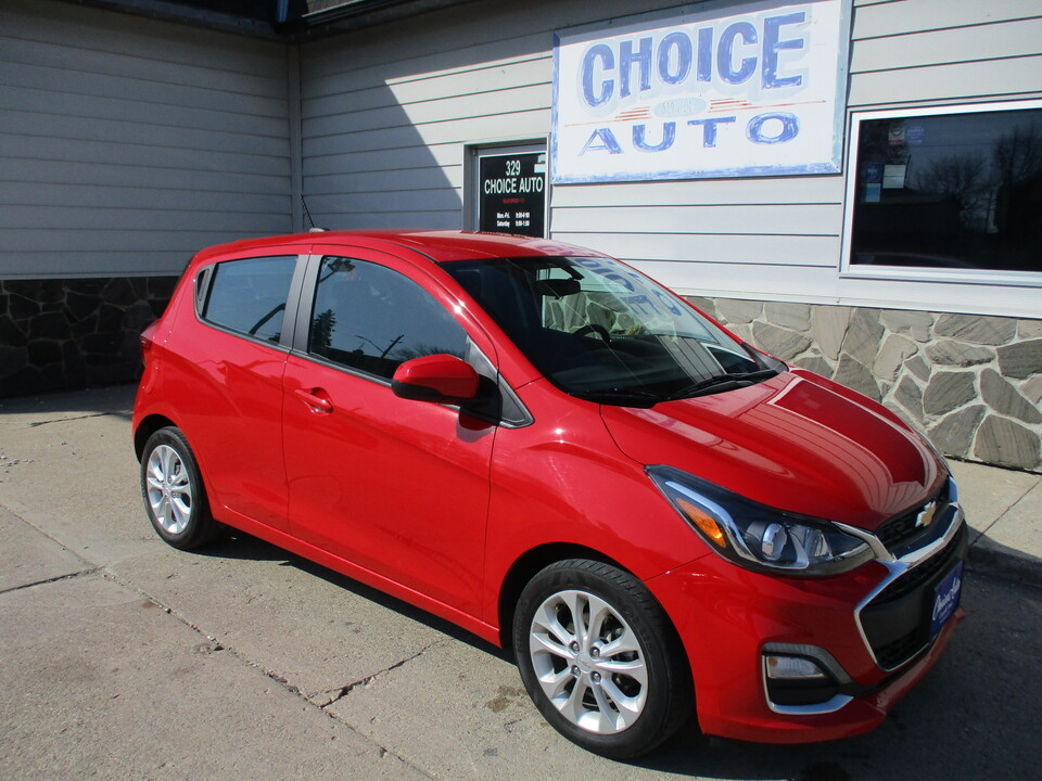 2019 Chevrolet Spark LT  - 161390  - Choice Auto