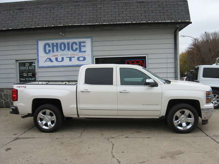 2015 Chevrolet Silverado 1500 LTZ for Sale  - 160558  - Choice Auto