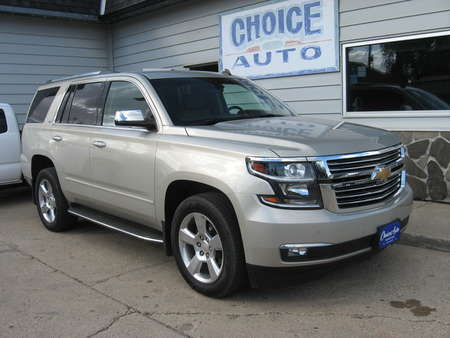 2015 Chevrolet Tahoe LTZ for Sale  - 161198  - Choice Auto