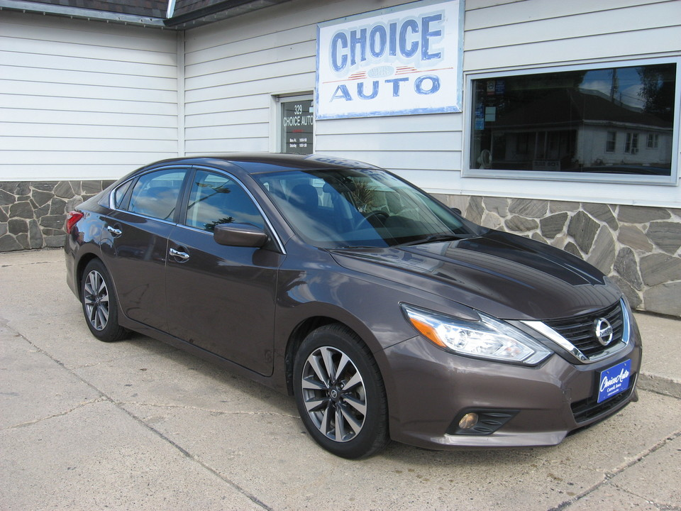 2017 Nissan Altima 2.5 SV  - 161208  - Choice Auto